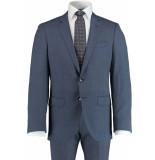 Hugo Boss Huge6/genius5 slim fit kostuum 50405079/419 hugo blauw