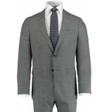 Hugo Boss Novan6/ben2 slim fit kostuum 50407426/030 hugo grijs