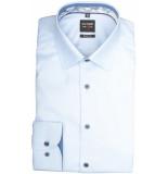 Olymp Hemden 204234/11 overhemd met lange licht blauw