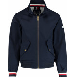 Tommy Hilfiger Icon cotton harrington mw0mw10072/438 - blauw