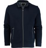 Baileys Vest met rits 912257/55 blauw