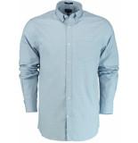 Gant Micro sport print shirt 3002670/420 licht blauw