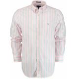 Gant Colour stripe shirt 3058000/613 roze