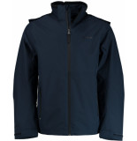 Tenson 5014706/590 zomerjas 100% polyester blauw