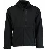 Tenson 5014793/999 zomerjas 92% polyester zwart