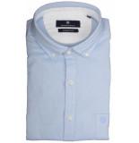 Basefield Mouw overhemd 219013986/610 blauw