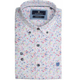 Basefield Mouw overhemd 219014089/606 paars