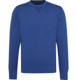Tommy Hilfiger Pasel garment dyed sweater mw0mw09797/431 tommy blauw