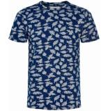 Anerkjendt T-shirt 9219318/3025 blauw