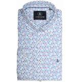 Chris Cayne Overhemd lange mouw chc29s128.1253/7047 - paars