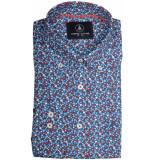 Chris Cayne Overhemd lange mouw chc29s128.1255/2015 - blauw