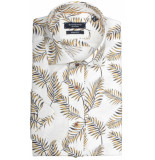 Giordano Pc 916005pc/10 overhemd met korte wit