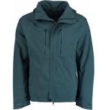 Tenson 5015402/964 zomerjas 100% polyester blauw