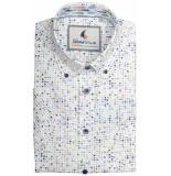 GCM overhemd met korte mouwen