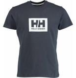 Helly Hansen 53285/994 t-shirts met korte mouwen 50% katoen / 50% polyester zwart