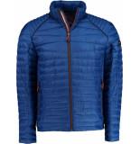 DNR 1212.1/75 zomerjas 100% polyester blauw