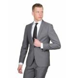 Bos Bright Blue Blue sneaker suit super slim fit bwa181029sn99/940 grijs