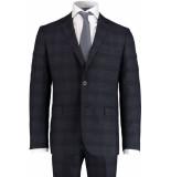Bos Bright Blue Blue lyon 2 pcs suit drop blauw
