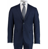 Bos Bright Blue Blue toulon 2 pcs suit drop blauw