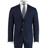 Bos Bright Blue Blue toulon 2 pcs suit drop blauw