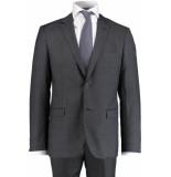 Bos Bright Blue Blue lyon 2 pcs suit, drop antraciet