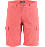 Bos Bright Blue Blue berend worker short 19109be02sb/630 coral -