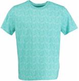 Basefield T-shirt 1/2 219014256/602 blauw