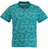 Basefield Shirt 1/2 219014356/603 groen
