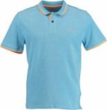 Basefield Shirt 1/2 219014360/605 aqua blauw