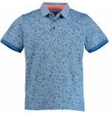 Basefield Shirt 1/2 219014346/611 licht blauw