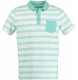 Commander Polo shirt streifen 214007124/612