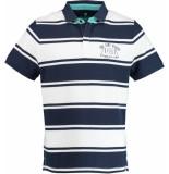 Basefield Shirt 1/2 219014364/613 blauw