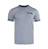 Gabbiano T shirt 15129 grey grijs