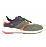 Scotch & Soda Sneakers groen