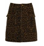 Neo Noir Cecily skirt bruin