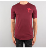 Off The Pitch Full strings tee rood