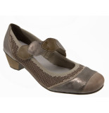 Rieker 41755- taupe