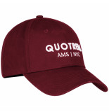 Quotrell Brand pet – /wit rood