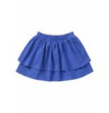 Room Seven  Tartina jersey rok blauw
