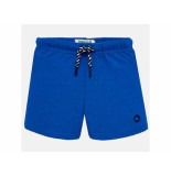 Mayoral Sweat short basic pacifico kobalt blauw