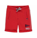 Quapi Sweat shorts roas rood