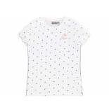 Tumble 'n Dry Shirt korte mouw cairo wit