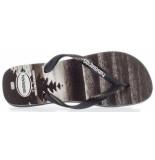 Havaianas Slippers zwart