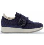 Lemat Sneakers blauw