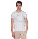 Scotch & Soda T-shirt met korte mouwen wit