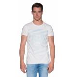 Scotch & Soda T-shirt met korte mouwen antraciet
