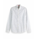 Scotch & Soda T-shirt 150491 wit