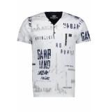 Gabbiano T shirt 13868 white wit