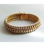 Casio 14 karaat ocn gouden armband