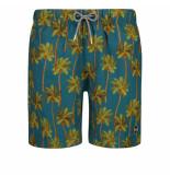 Shiwi Heren zwembroek coconuts ocean blue blauw